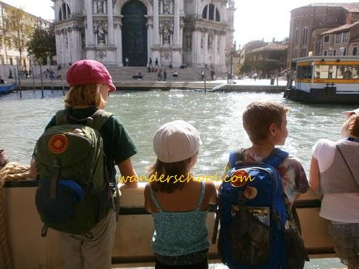 venice solo mom travel solo with kids