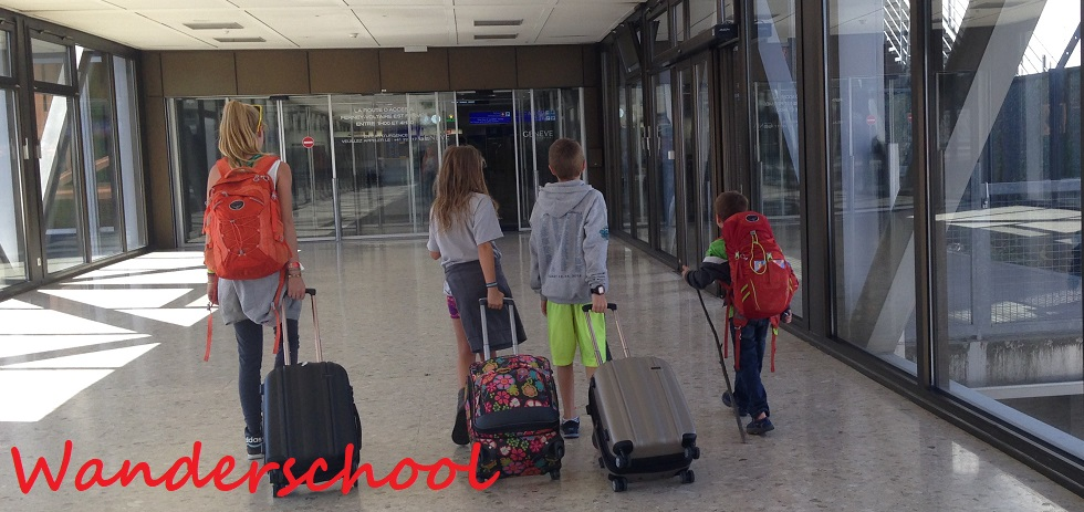Wanderschool - The Adventures of A Wandering, Roadschooling, Worldschooling, Country and City Living Homeschooling Family. Just Another Homeschooling Family.
