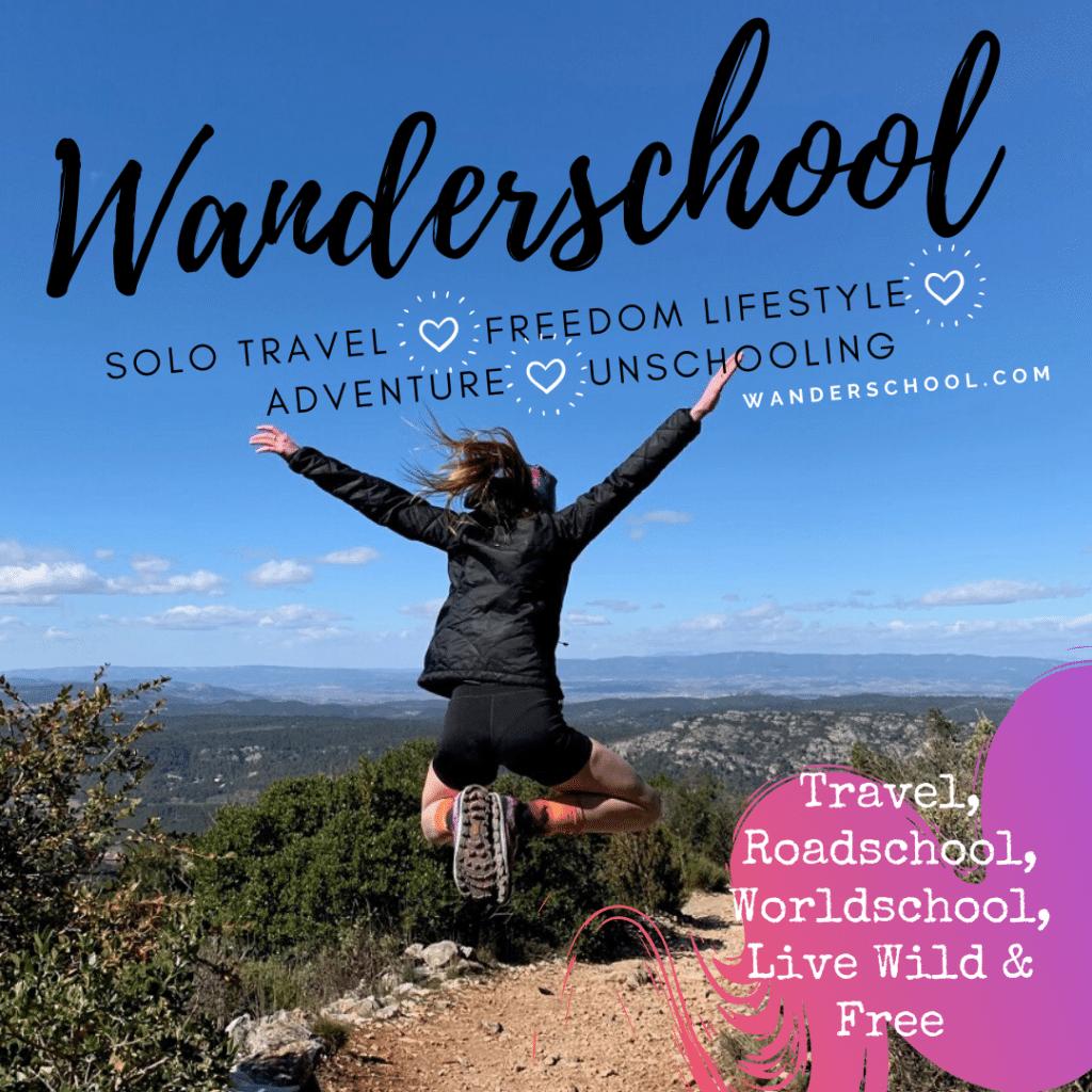 wanderschool unschooling