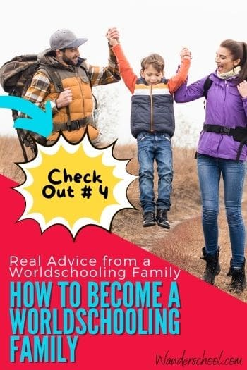 how to become a worldschooling family