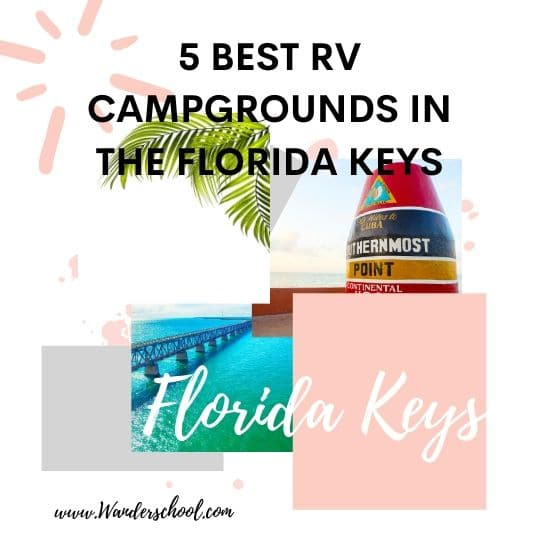 best RV campgrounds florida keys