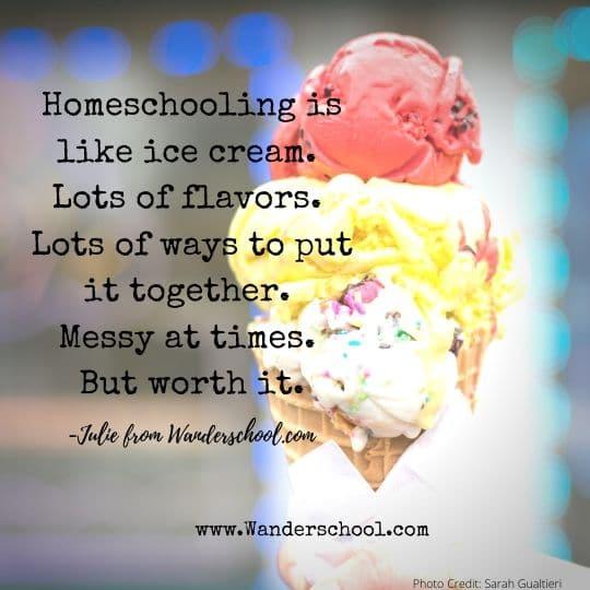 homeschooling classes