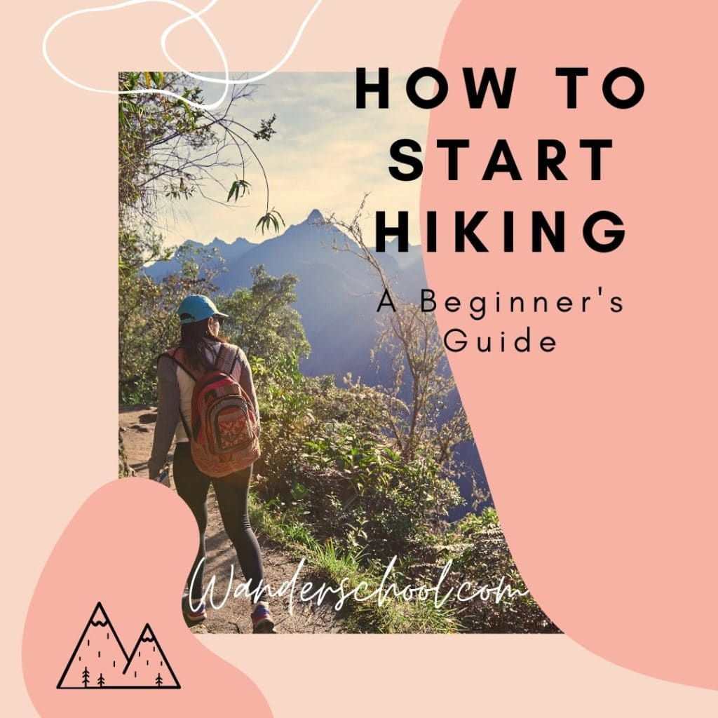 how to start hiking a beginner's guide