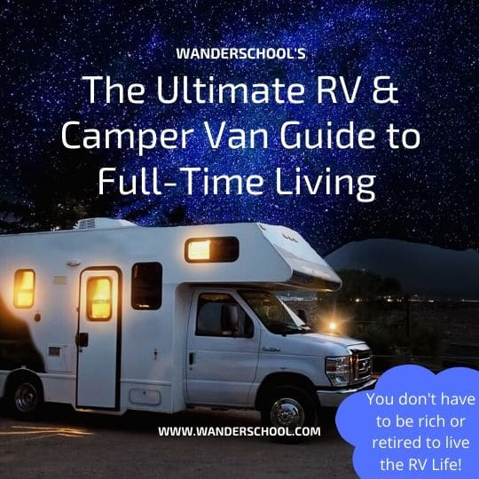 ultimate guide to rv and camper van living lifestyle