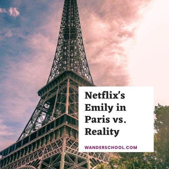 netflix's emily in paris show
