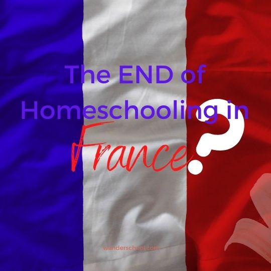 end of homeschooling in france