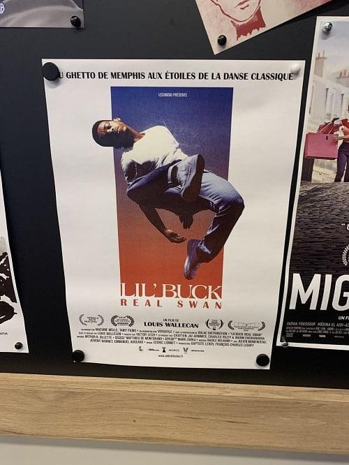 lil buck swan movie teens Memphis dance