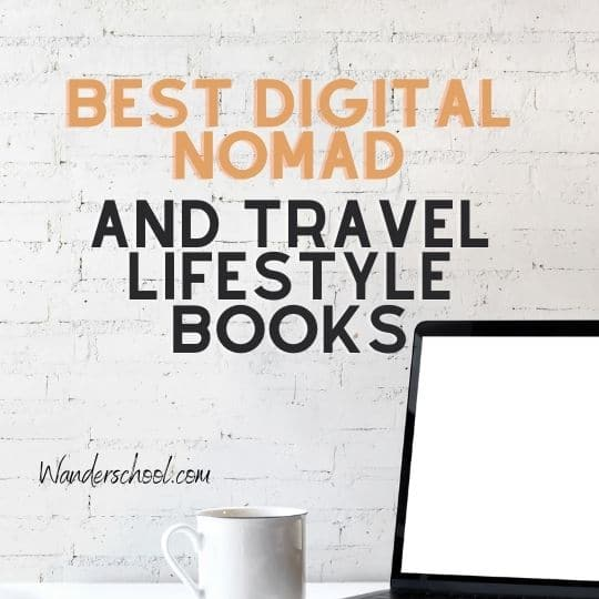 best digital nomad and travel lifestyle books for travel life with dogs