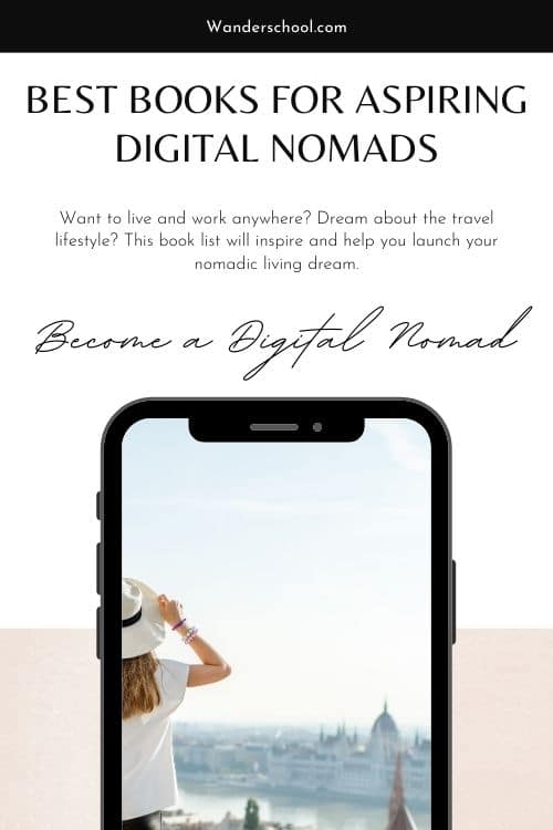 become a digital nomad best books to help you achieve your travel life dream.