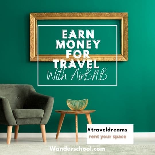 earning travel money with airbnb