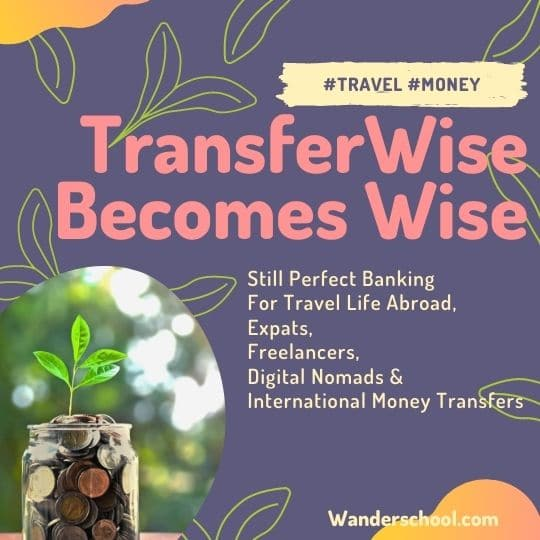 transferwise wise becomes wise banking