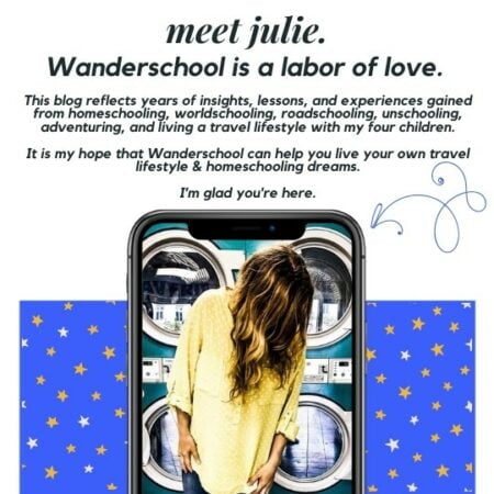 meet wanderschool julie