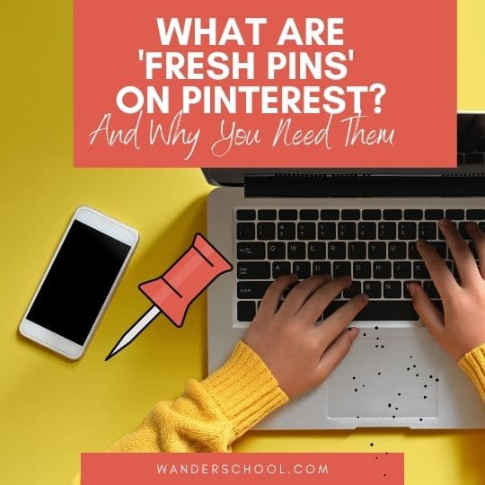 what are fresh pins on pinterest