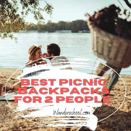 best picnic backpacks for 2 people