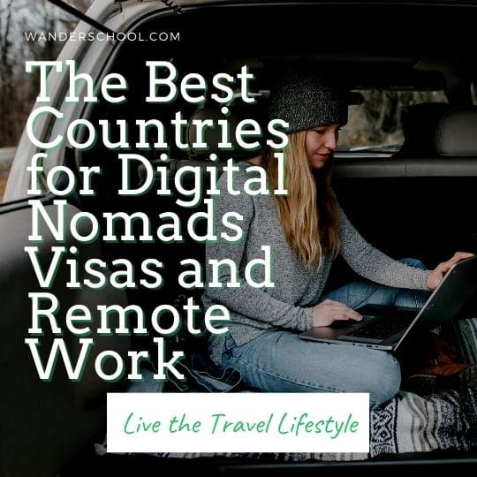 best countries for digital nomad visas and remote work