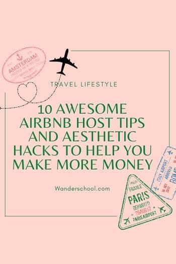 awesom airbnb host tips