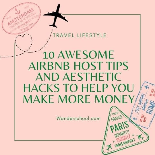 awesome airbnb superhost tips and hacks