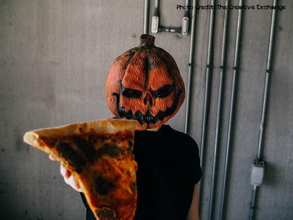 halloween pizza party ideas