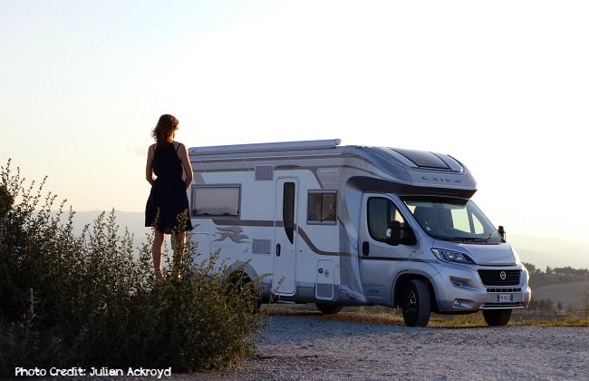 how to live for free in your rv motorhome camper van or car in europe