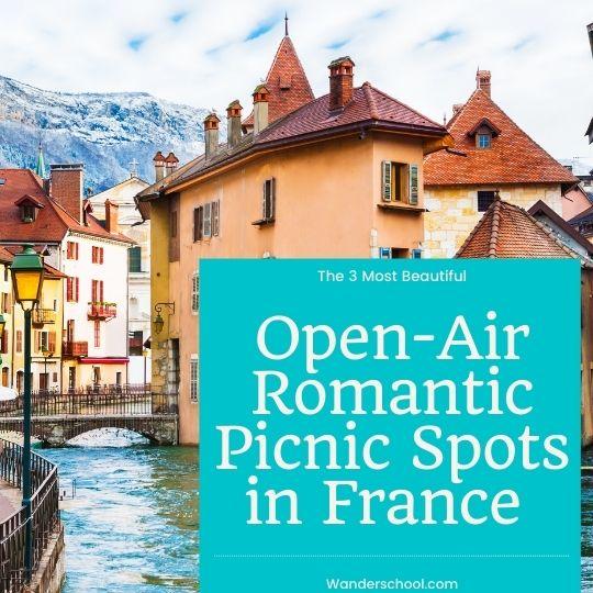 romantic picnic destinations in france